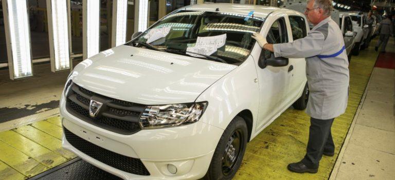 Ο εσωτερικός ανταγωνισμός επιτρέπει στη Dacia να παραμείνει ανταγωνιστική στη Ρουμανία