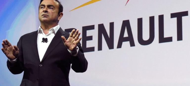 Πράσινο φως στο τεράστιο πακέτο μισθών του επικεφαλής της Renault, ύψους 7 εκατ. Ευρώ