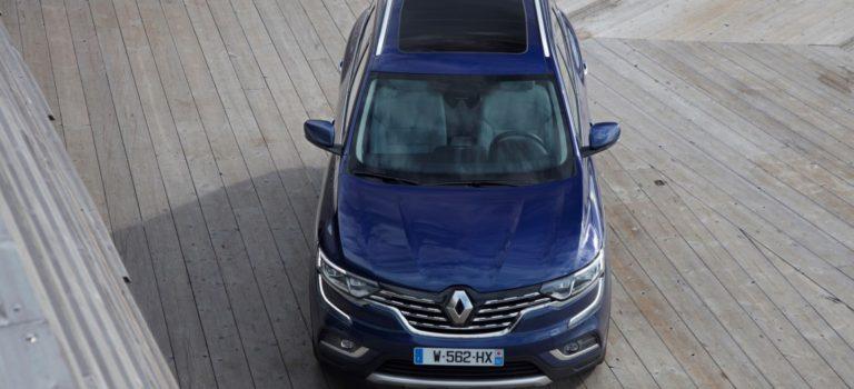 Η Renault Samsung σκοπεύει να εξαγάγει 40.000 Koleos το 2017