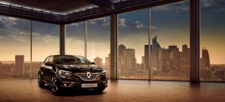 Η Renault λανσάρει μια νέα περιορισμένη έκδοση high-end του MEGANE στη Γαλλία
