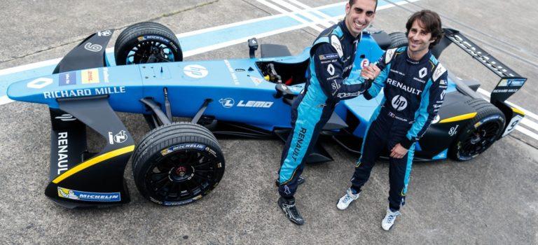FE | Η Renault e.dams ανανέωσε τους Buemi και Prost μέχρι το 2019