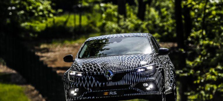 Νεο Renault Mégane R.S. – Με σύστημα τετραδιεύθυνσης και δυνατότητα επιλογής δύο πλαισίων