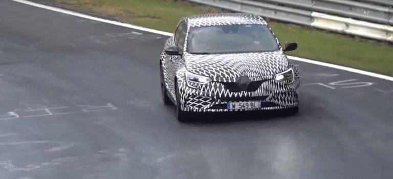 «Μάχη» στο Nurburgring – Alpine A110 εναντίον Renault Megane RS [Βίντεο]