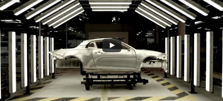 Από το σχεδιασμό μέχρι την παραγωγή – Alpine A110 [Βίντεο]