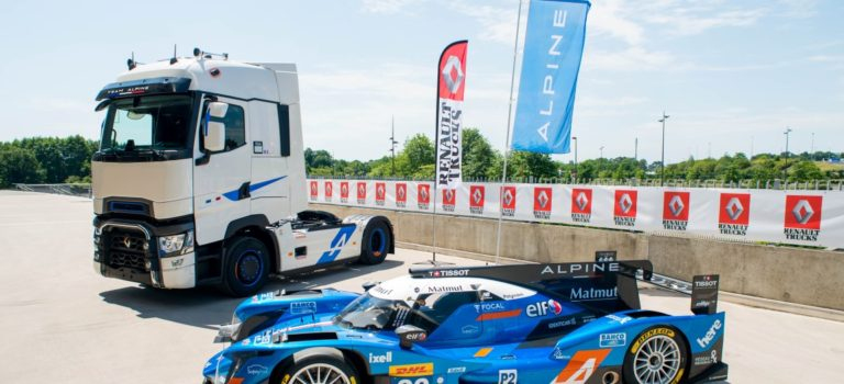 H Renault Trucks λανσάρει την ειδική έκδοση T High Edition – Team Alpine