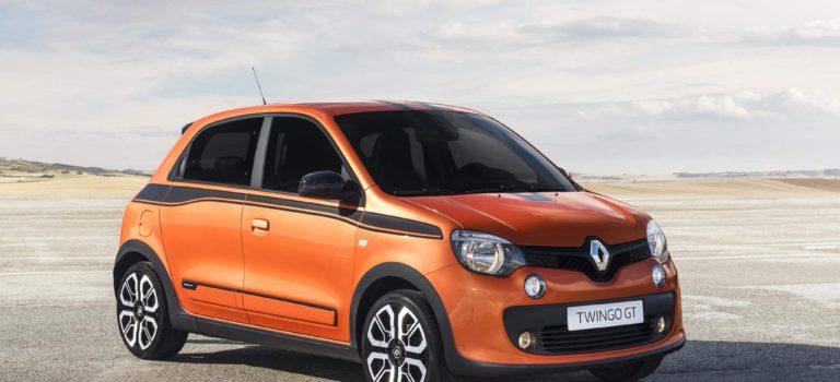Renault TWINGO GT – Διαθέσιμο με κιβώτιο ταχυτήτων διπλού συμπλέκτη EDC