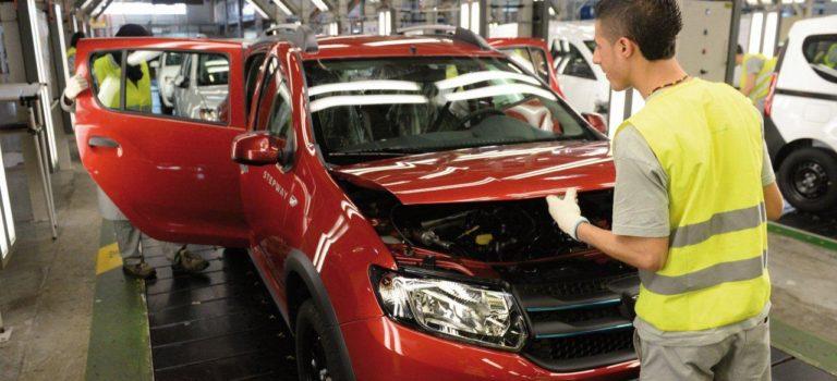 1 εκατομμύριο εξαγωγές οχημάτων από το Μαρόκο για την Renault