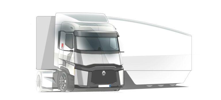 Η Renault Trucks αναπτύσσει ένα νέο πρότζεκτ ονομαζόμενο FALCON, σχεδιασμένο να καταναλώνει κατά 13% λιγότερα καύσιμα