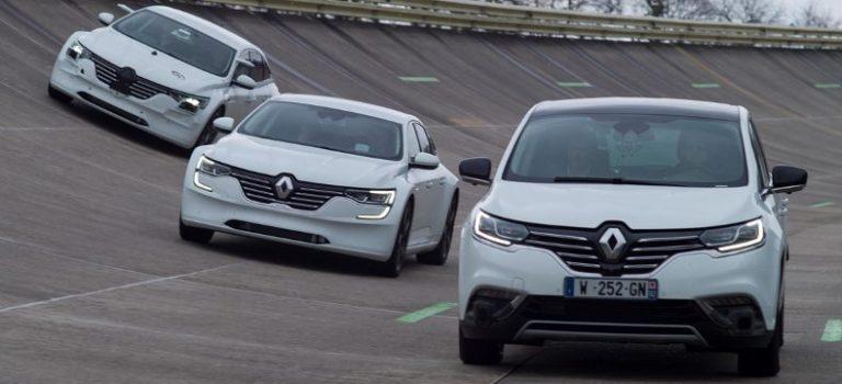 Ματιά στο μέλλον για αυτόνομη, συνδεδεμένη και ηλεκτρική οδήγηση από την Renault (vid)