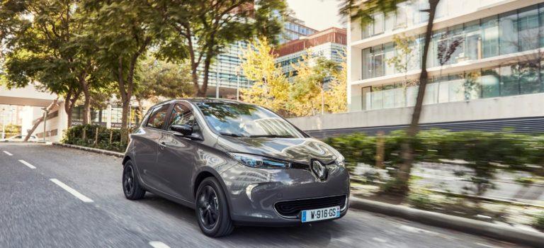 Νέο ρεκόρ πωλήσεων ηλεκτρικών οχημάτων τον Ιούνιο για την Renault