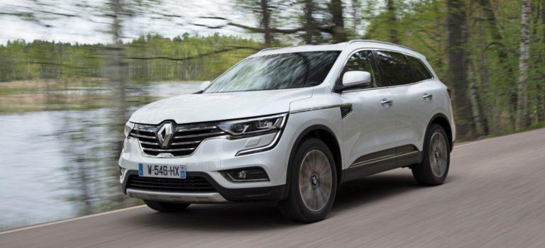 Ενθαρρυντικό ξεκίνημα πωλήσεων για το νέο Renault Koleos