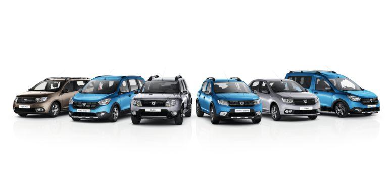 Διαθέσιμες οι εκδόσεις LPG όλων των μοντέλων της Dacia στη Γαλλική αγορά