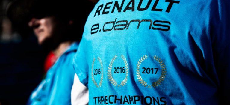 Formula E: Τρία στα τρία για τη Renault