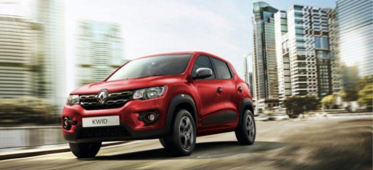 Ινδία: 175.000 πωλήσεις σε 23 μήνες για το Renault Kwid