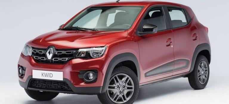 Renault Kwid | 7,000 προ-παραγγελίες στη Βραζιλία