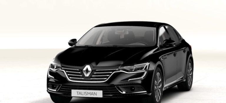 Πρώτη γεύση από το Renault Talisman Limited