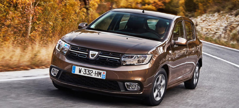Η Dacia κατακτά την Γερμανική αγορά αυτοκινήτου