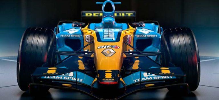 Παιχνίδι F1 2017: Η Renault R26 του Alonso θα είναι παρούσα [Video]