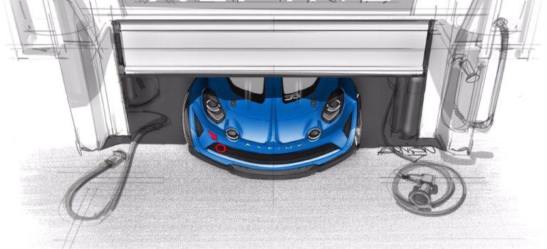 Η Alpine ανακοίνωσε το νέο ευρωπαϊκό πρωτάθλημα Alpine A110 Cup