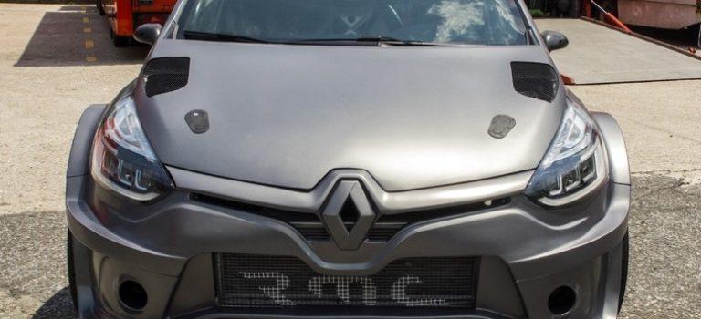 Το Renault Clio Ν5 υπάρχει και είναι εδώ | Αναμένοντας την κατηγορία R4!