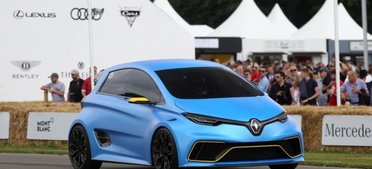 ZOE RS | Το πρώτο ηλεκτρικό σπορ αυτοκίνητο της Renault μπορεί να γίνει πραγματικότητα