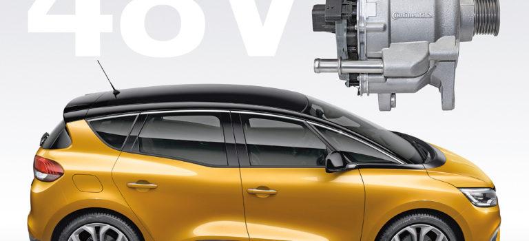 "{Stories} Η επανάσταση του ""ήπιου υβριδικού συστήματος"" 48 volt της Continental/Renault"