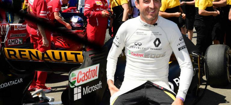 F1 | Η Renault επιβεβαίωσε ότι ο Kubica θα πραγματοποιήσει και δεύτερο τεστ