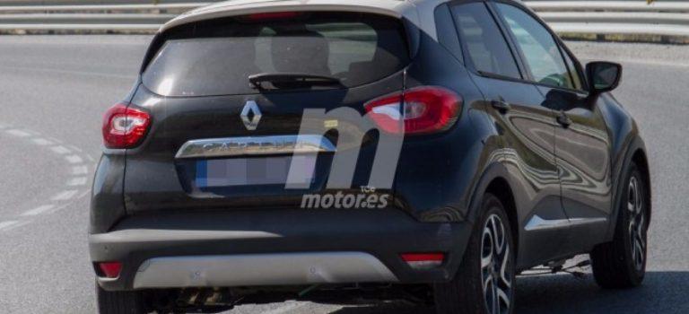 Τι κρύβει το συγκεκριμένο Renault Captur;