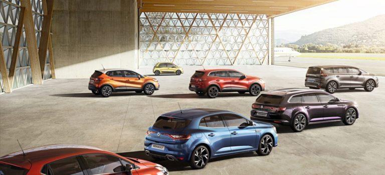 Groupe Renault | Νέο ρεκόρ πωλήσεων με 1,88 εκατομμύρια οχήματα, αύξηση κατά 10,4%, κατά το πρώτο εξάμηνο του 2017