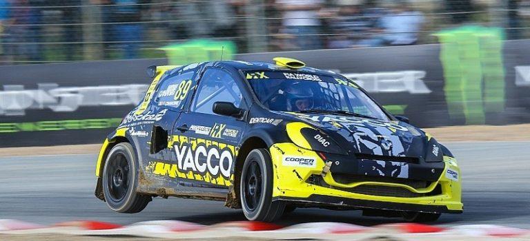 Μετά το Παγκόσμιο πρωτάθλημα Rallycross, η Renault Sport δεσμεύεται και για το γαλλικό πρωτάθλημα RX