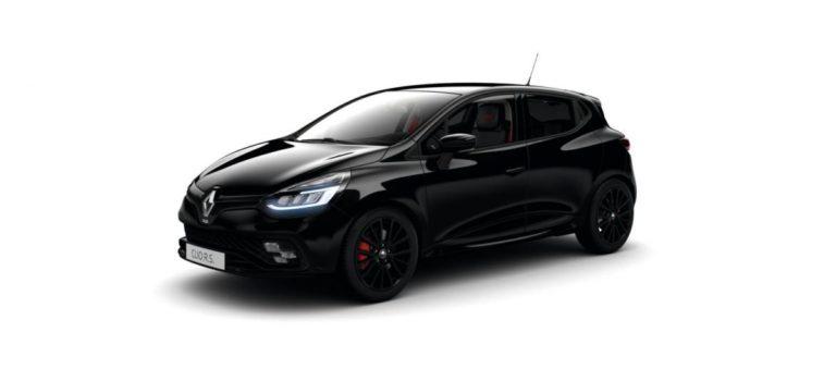 Η Renault λανσάρει την έκδοση Black Edition για το Clio RS (pics)
