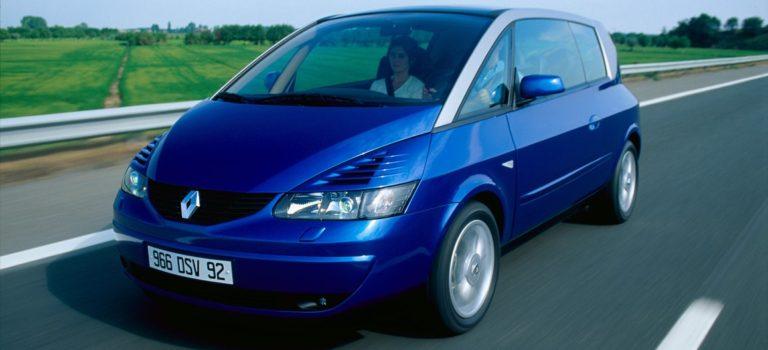 {Stories} Renault Avantime, ένα αυτοκίνητο μπροστά από την εποχή του