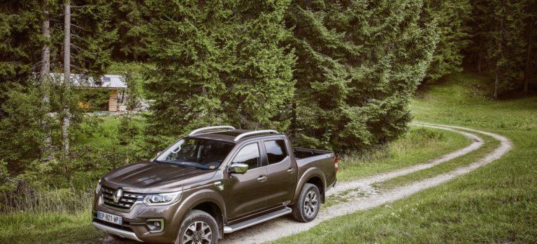 Γαλλία: Από €36.860 το pick-up Renault Alaskan