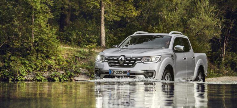 Renault ALASKAN: Από Σεπτέμβριο στους Ευρωπαϊκούς δρόμους