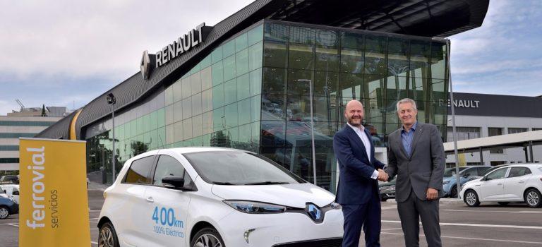 Ισπανία: Η Renault και η Ferrovial δημιούργησαν νέα υπηρεσία ανταλλαγής αυτοκινήτων στη Μαδρίτη
