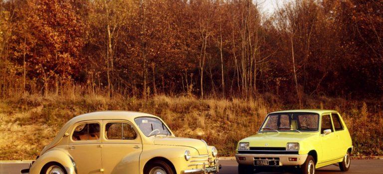 {Stories} Τα μικρά της Renault, μακροχρόνιοι «παίκτες» στις αλλαγές στην κοινωνία