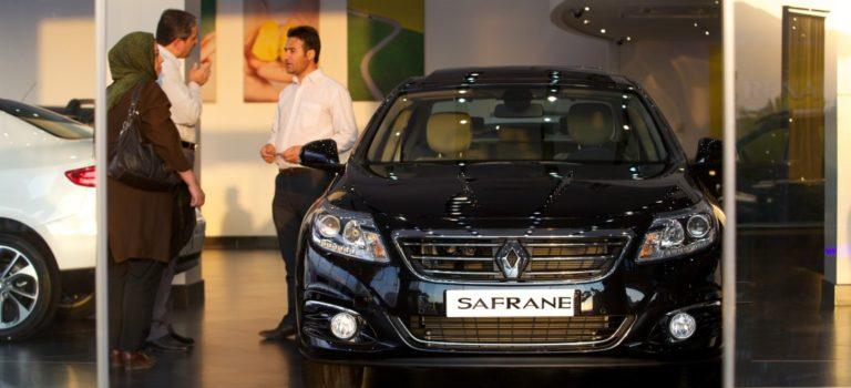 Η Renault υπέγραψε νέα συμφωνία παραγωγής στο Ιράν