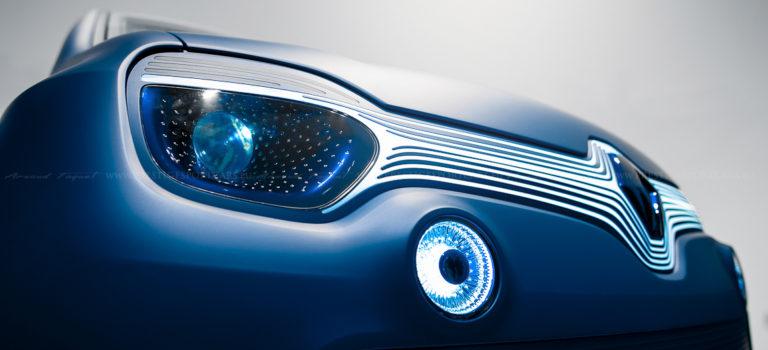 Στα σκαριά η ηλεκτρική έκδοση Renault Twingo