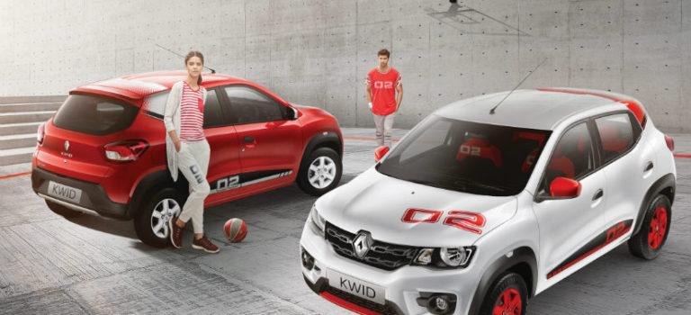 Νέα επετειακή έκδοση για το Renault Kwid