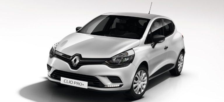 Renault Clio Pro+: Πιο οικονομικό από ποτέ