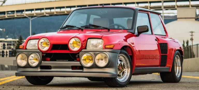 Ένα δυσεύρετο Renault R5 Turbo 2 Evo είναι προς πώληση στην Αμερική (pics/vid)
