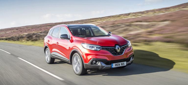 Η Renault ανανεώνει το Kadjar με νέο βενζινοκινητήρα TCe 165 και αυτόματο κιβώτιο Auto X-Tronic