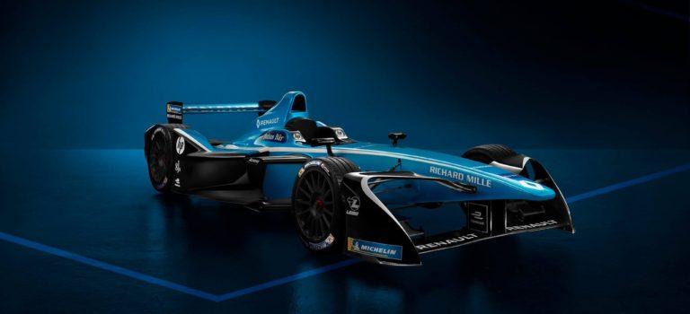 FE | H Renault παρουσίασε την νέα Ζ.Ε. 17 (pics)