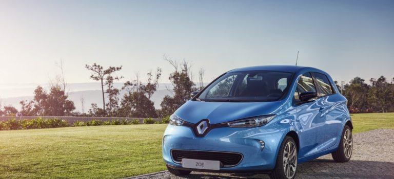 Η Renault επιβεβαιώνει την έλευση των ZOE και Kangoo ZE στην Αυστραλιανή αγορά