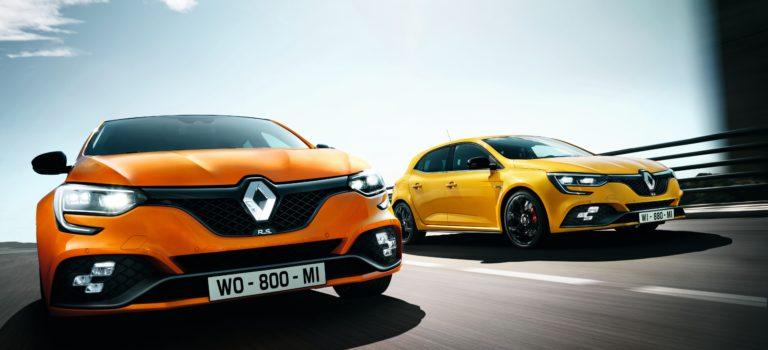 Renault Mégane 4 RS vs Mégane 3 RS: οι κύριες αλλαγές