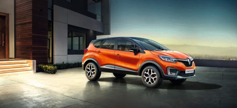 Επίσημο: Το Renault Captur διατίθεται προς πώληση στην Ινδία