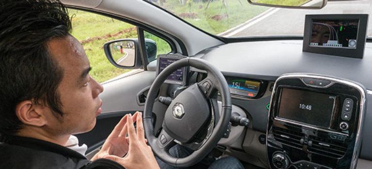 Κίνα | Η Renault διεξάγει δοκιμασία αυτόνομης επίδειξης οδήγησης