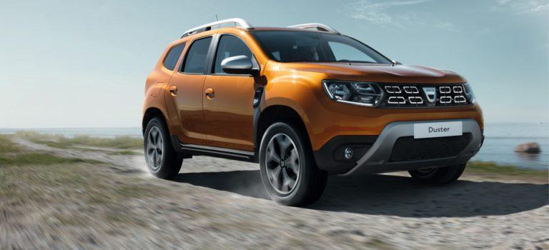 Όλα όσα πρέπει να ξέρετε για το best seller Dacia Duster (vids)