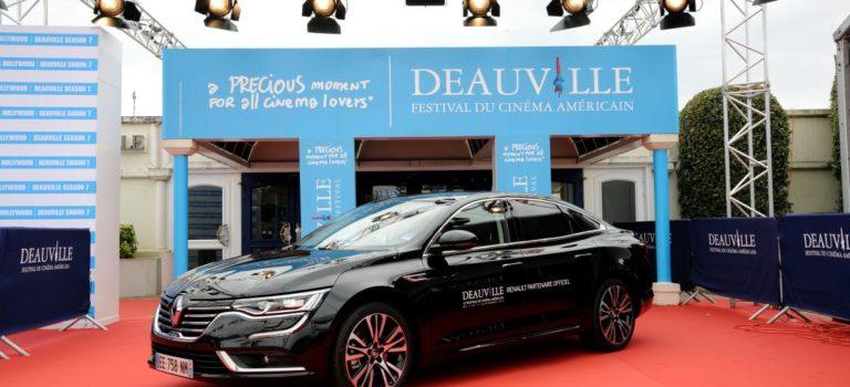 Η Renault ανανεώνει τη συνεργασία της με το Deauville American Film Festival