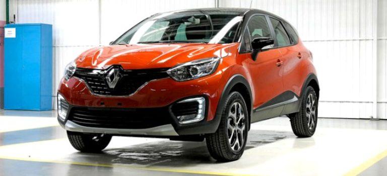 Ινδία: Η Renault λανσάρει το Captur από το Δεκέμβριο, μερίδιο αγοράς 5% μέχρι το 2019